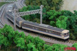 115-Typ Personenwagen 3er-Set <br/>Rokuhan 7297791