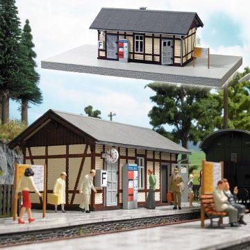 Haltepunkt »Aufhausen« <br/>BUSCH 10005 1