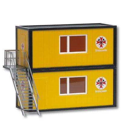 Container-Set »Grubenwehr« <br/>BUSCH 1033