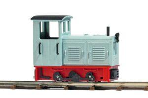 Diesel-Lokomotive »LKM Ns 2f« <br/>BUSCH 12120