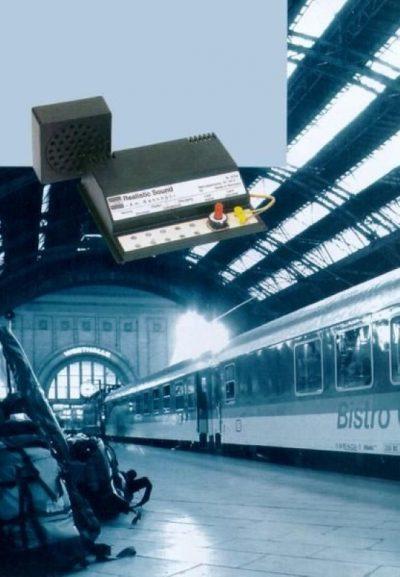 Realistic Sound: Am Bahnhof <br/>BUSCH 5760