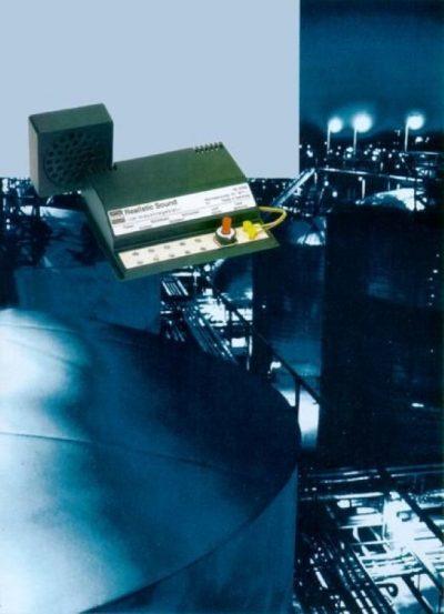 Realistic Sound: Im Industriegebiet <br/>BUSCH 5763