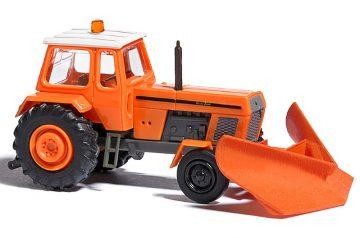 Traktor Fortschritt mit Schneeschieber <br/>BUSCH 8710 1