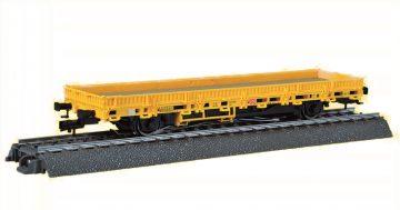 Niederbordwagen gelb 2L <br/>Viessmann 2315 1