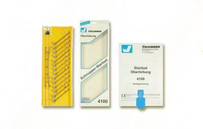 Startset Oberleitung <br/>Viessmann 4100
