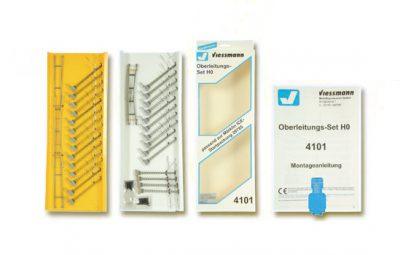 Oberleitungs-Set ICE <br/>Viessmann 4101