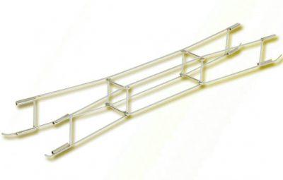Fahrdrahtstück für Doppelte Kreuzungs-Weichen <br/>Viessmann 4146