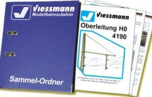 Oberleitungsbuch <br/>Viessmann 4190