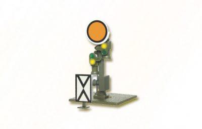 Form-Vorsignal, Scheibe beweglich <br/>Viessmann 4806