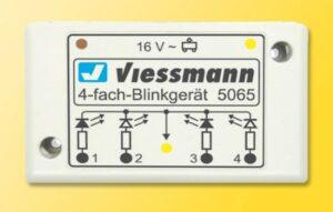 Andreaskreuze, mit Blink-Elektronik, 2 Stück <br/>Viessmann 5060