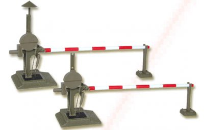 Bahnschranke vollautomatisch <br/>Viessmann 5100
