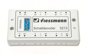 Zubehör-Decoder, Dauer (k84), Motorola/MM <br/>Viessmann 5213