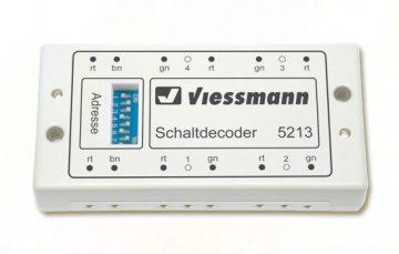 Zubehör-Decoder, Dauer (k84), Motorola/MM <br/>Viessmann 5213 1