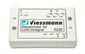 Elektronik, Steuermodul für Licht-Vorsignal <br/>Viessmann 5220
