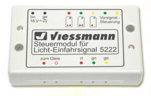 Elektronik, Steuermodul für Licht-Einfahrsignal <br/>Viessmann 5222