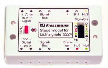Zubehör-Decoder für Licht-Blocksignal <br/>Viessmann 5224 1