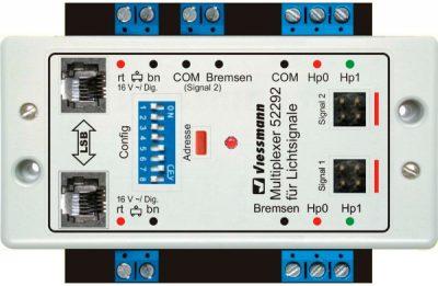 Kabel, Doppel-Multiplexer für2 Lichts <br/>Viessmann 52292