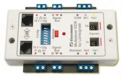 Multiplexer für Lichtsignale <br/>Viessmann 5229