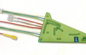 Dreiwegweichendecoder für C-Gleis <br/>Viessmann 5235