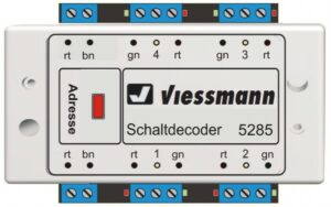 Multiprotokoll-Schaltdecoder <br/>Viessmann 5285