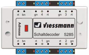 Multiprotokoll-Schaltdecoder <br/>Viessmann 5285 1