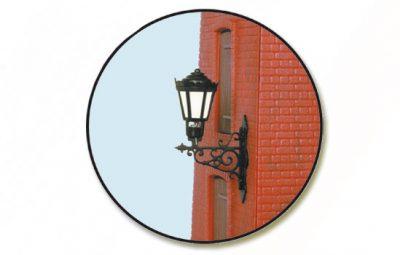 Wandlaterne, LED warmweiß <br/>Viessmann 6074