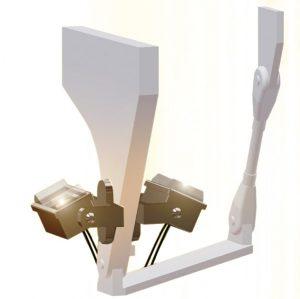 Deckenstrahler, LED, 7 Stück <br/>Viessmann 6339