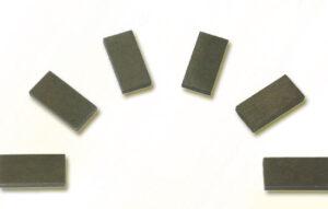 Schalt-Magnete, Fahrzeugmagnete, 6 Stück <br/>Viessmann 6841