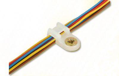 Kabelbinderh. mit Schraub., 100 <br/>Viessmann 6846