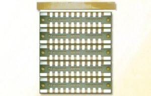 Lötverteilerleisten 2polig, 5x <br/>Viessmann 6859