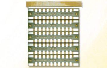 Lötverteilerleisten 2polig, 5x <br/>Viessmann 6859 1