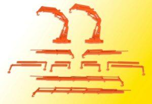 ATLAS-Ladekraene, 2 Stück <br/>kibri 10988