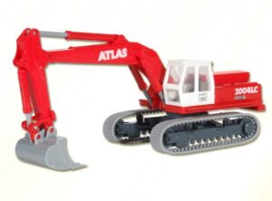 ATLAS Raupenbagger 2004 LC <br/>kibri 11250