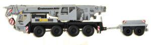 LIEBHERR LTM 1050/4 mit Ba <br/>kibri 13037