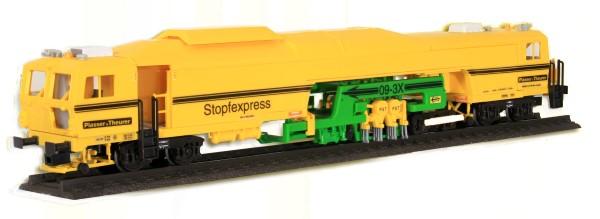 Schienenstopfexpress 09-3X kibri 16050