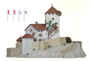 Burg Wildenstein <br/>kibri 36402