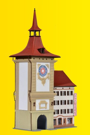Stadttor mit Apotheke Murte <br/>kibri 36805