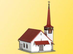 Kirche Kandersteg <br/>kibri 36815