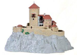 Burg Branzoll <br/>kibri 37304