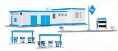Aral Tankstelle <br/>kibri 38541