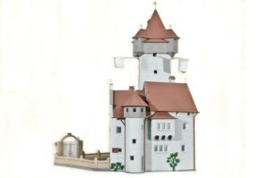 Schloss Grafeneck <br/>kibri 39001