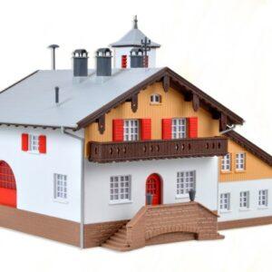 Feuerwehr mit Dorfgemeinsc kibri 39214
