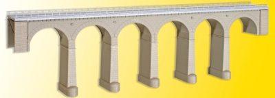 Aachtal-Viadukt eingl. mit  <br/>kibri 39724