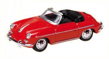Porsche 356 B, rot, Fertig <br/>Vollmer 41608 1