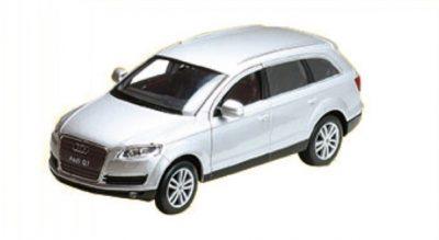 Audi Q7, silber, Fertigmod <br/>Vollmer 41619
