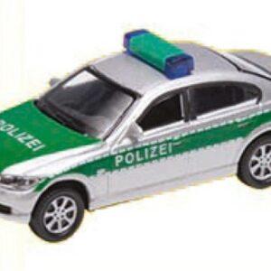 BMW 330i Polizei, silber Vollmer 41630