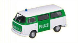 VW Bus T2 1972 Polizei <br/>Vollmer 41680