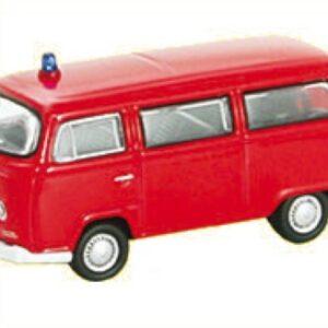 VW Bus T2, rot, Fertigmode Vollmer 41689