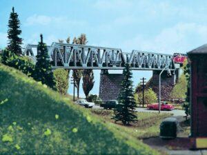 Brücke, Vorflut-Brücke, gerade <br/>Vollmer 42545
