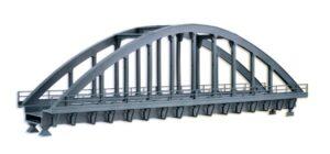 Brücke, Stahlbogenbrücke, gerade <br/>Vollmer 42553